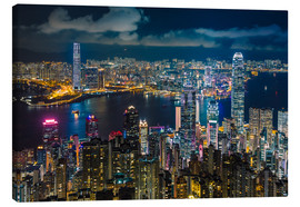 Canvas print  Hong Kong - Tom Uhlenberg