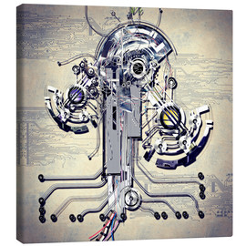 Canvas print  Inteface - diuno
