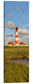 Canvas  Lighthouse Westerheversand - Markus Lange