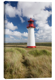 Canvas print  Sylt, lighthouse - Markus Lange