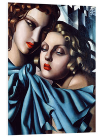 Forex  The girls - Tamara de Lempicka