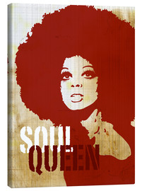 Canvas print  Soul Queen - JASMIN!
