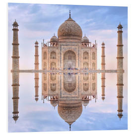 Foam board print  The Taj Mahal - HADYPHOTO