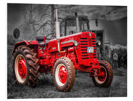 Forex  McCormick tractor Oldtimer - Peter Roder