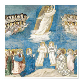 Premium poster The Ascension of Christ