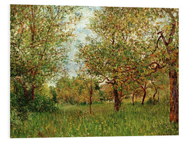 Forex  Small Meadow in By - Alfred Sisley