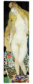 Canvas print  Adam and Eve - Gustav Klimt