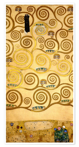 Premium poster The Tree of Life (inner right panel)