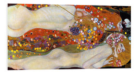 Forex  Water serpents II - Gustav Klimt