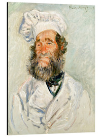 Claude Monet - The chef
