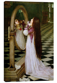 Canvas print  Mariana in the South - John William Waterhouse