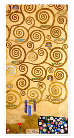 Poster The Tree of Life (right outer panel)