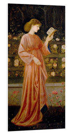 Foam board print  Princess Sabra - Edward Burne-Jones