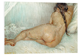 Forex  Reclining Nude, Back View - Vincent van Gogh