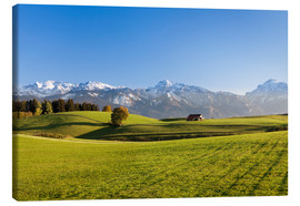 Canvas print  Alps in autumn - Markus Lange