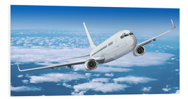 Forex  Passenger airline over the clouds - Kalle60