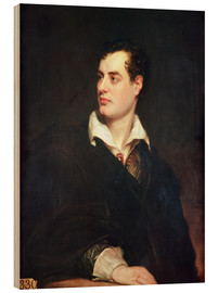 Thomas Phillips - Portrait of Lord Byron