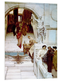 Forex  An Audience at Agrippa's - Lawrence Alma-Tadema