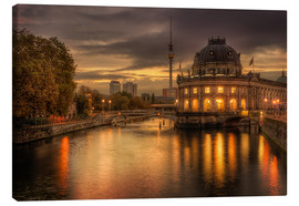Canvas print  Berlin Bodemuseum - Stefan Schäfer