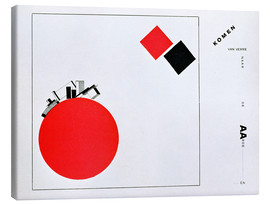 El Lissitzky - The Story of Two Squares
