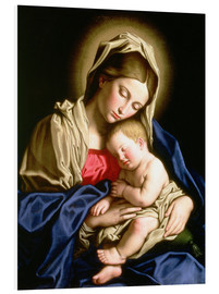 Forex  Madonna and Child - Il Sassoferrato