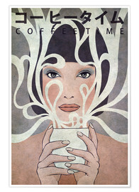Premium poster Coffee Time
