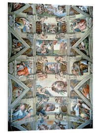 Forex  Sistine Chapel ceiling and lunettes - Michelangelo