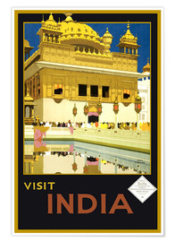 Premium poster India - Delhi House