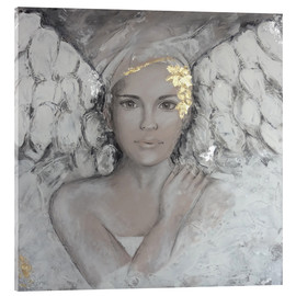 Acrylic glass  Guardian angel - Sam Reimann