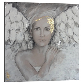 Aluminium print  Guardian angel - Sam Reimann