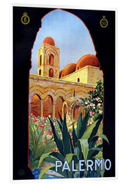 Acrylic print  Italy - Palermo - Travel Collection