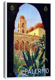 Canvas print  Italy - Palermo - Travel Collection
