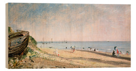 Wood  Brighton Beach - John Constable