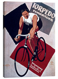 Canvas print  Torpedo Bikes - Advertising Collection