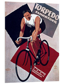 Foam board print  Torpedo Bikes - Advertising Collection