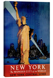 Canvas print  New York - Travel Collection