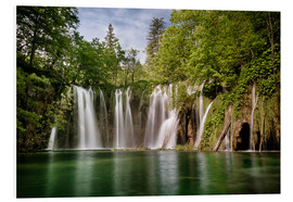 Forex  Paradise Waterfall in Plitvice - Andreas Wonisch