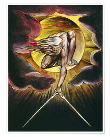Premium poster  Oldest of all days - William Blake
