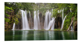 Forex  Paradise like waterfall in plitvice - Andreas Wonisch