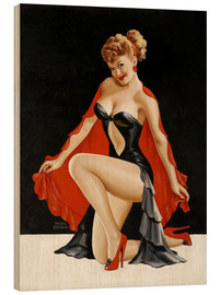 Peter Driben - Pin up illustration