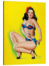 Peter Driben - Pin Up in a Bikini