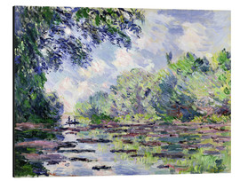 Claude Monet - Seine at Giverny
