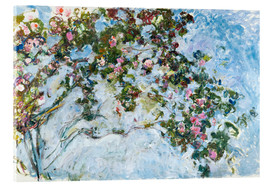 Claude Monet - The Roses