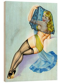 Peter Driben - Pin Up - The Veil