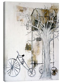 Canvas print  tree-stop - Christin Lamade