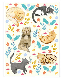 Judith Loske - My Cats