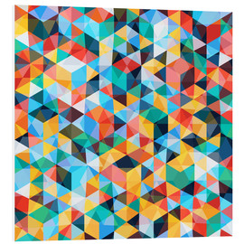 TAlex - Abstract Mosaic Pattern