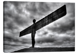 Canvas  Angel Of The North - Simon West