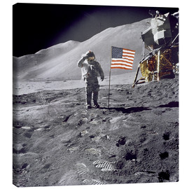 Canvas print  Apollo 15