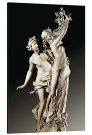 Alu-Dibond  Apollo and Daphne - Giovanni Lorenzo Bernini